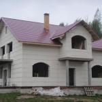 дом из газосиликата №3