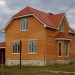 дом построенный из керамических блоков №4