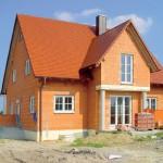 дом построенный из керамических блоков №5