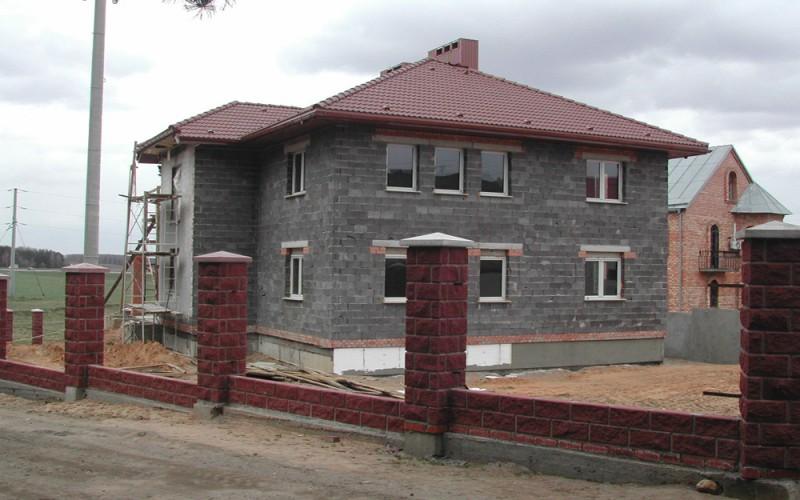 Расчет количества блоков для строительства гаража
