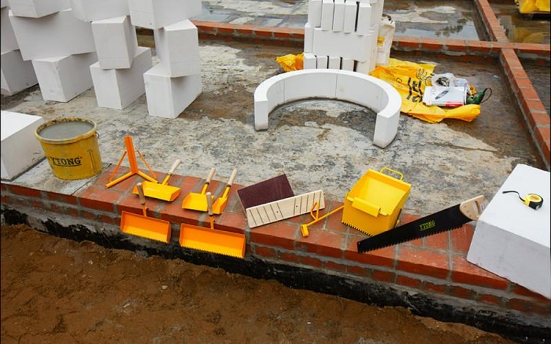 Инструкция по укладке газобетонных блоков