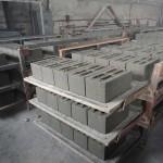 Оборудование для производства керамзитоблоков и описание технологического процесса