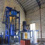 линия по производству газобетонных блоков