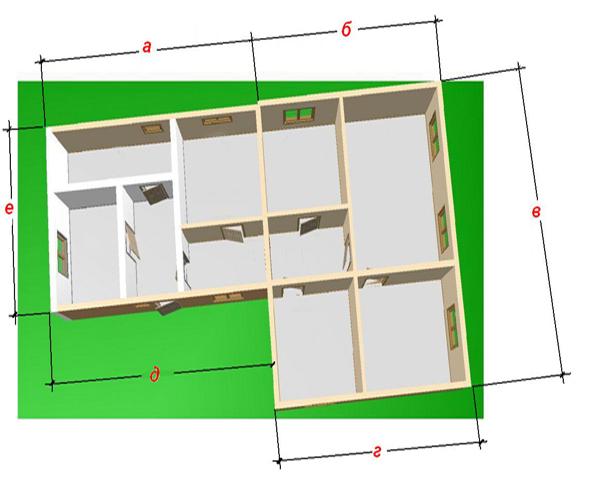 проекты домов из шлакоблоков фото