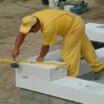 Укладка газосиликатных блоков — подготовительные и основные этапы работы