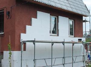 утепление стены дома по шлакоблокам