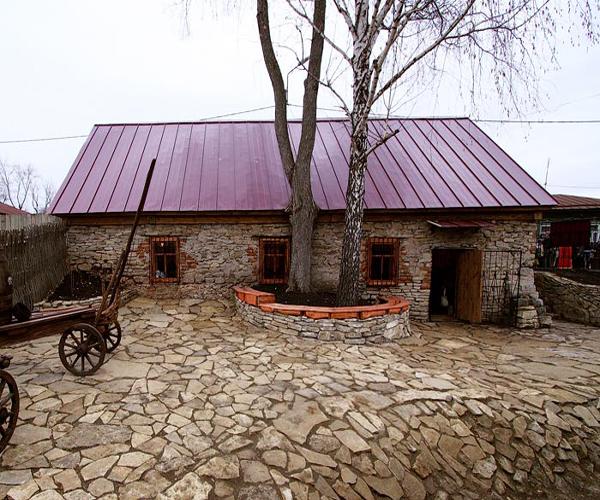 Построить дом своими руками из камня
