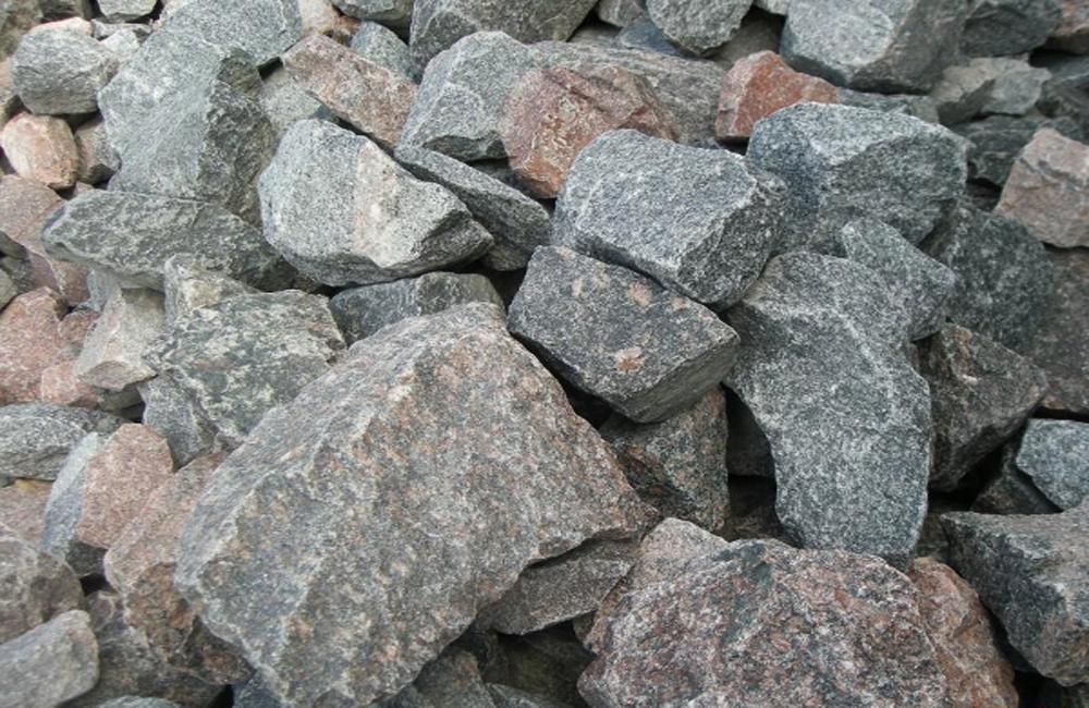 как выглядит бутовый камень