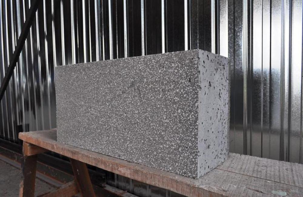 описание и внешний вид полистиролбетонных блоков