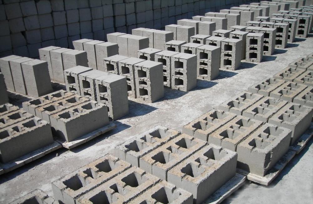 описание пескобетонных блоков