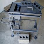 описание процесса производства керамзитоблоков