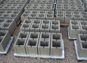 основные свойства пескобетонных блоков