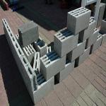 возведение стен и особенности укладки керамзитоблоков