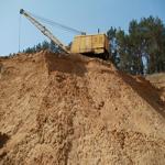 Применение строительного песка анонс