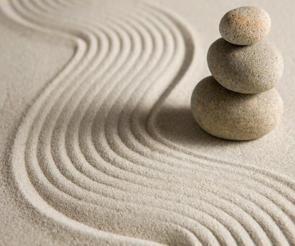 декоративные качества речного песка
