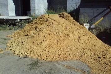 где и как применяется строительный песок