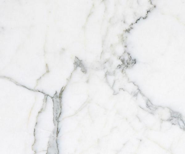 как выглядит белый натуральный мрамор