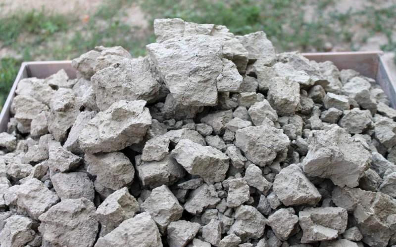 как выглядит бентонитовая глина
