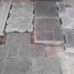 так выглядит бетонная брусчатка