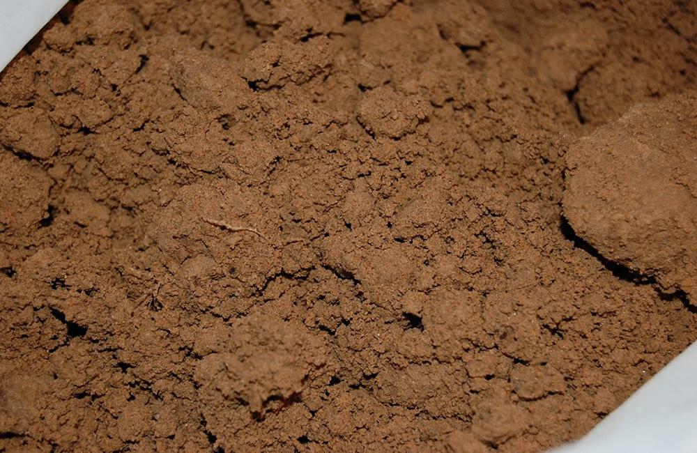 как выглядит глина