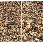 Природный гравий: разновидности материала и их особенности