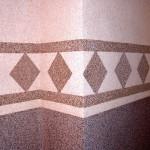 кварцевый песок для оформления стен дома