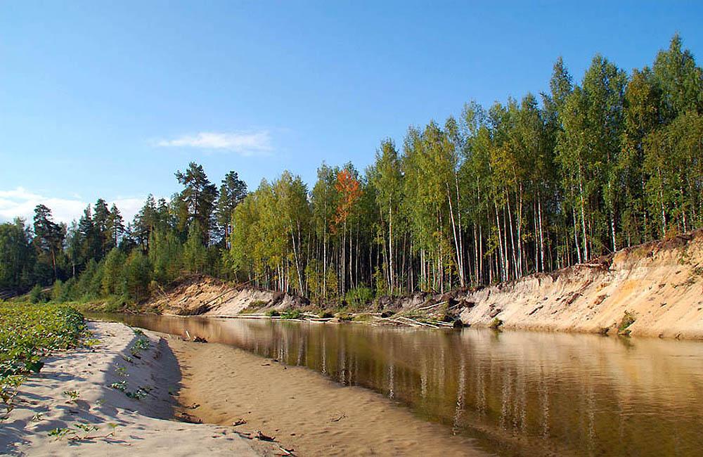 понятие и описание речного песка