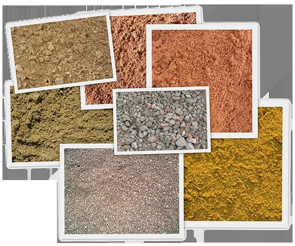 разновидности и особенности строительного песка