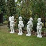 Скульптура сделана из цемента №4