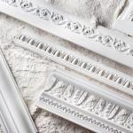 Применение гипса в качестве дизайнерского и строительного материала