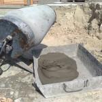 Приготовление качественного раствора из цемента и особенности работы с ним