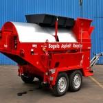 Установка для рециклинга асфальта №2