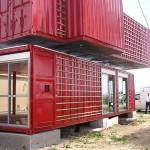 Грузовые контейнеры, стекло и дерево — дома нового поколения, стоимость которых ниже на 50%