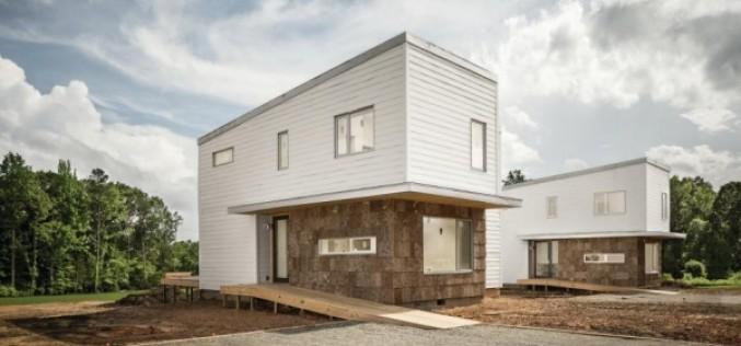 Доступное жилье по проекту EcoMod