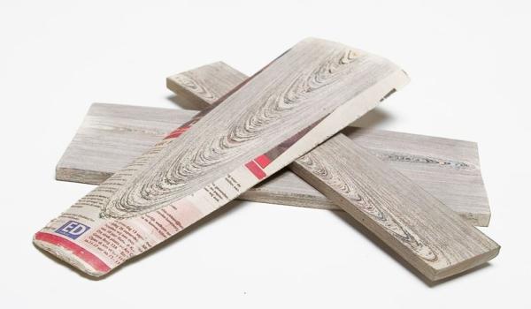 Как газета может быть использованна в качестве строительного материала