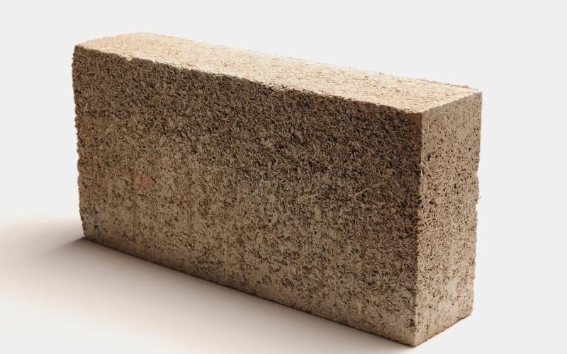 Использование конопли в качестве строительного материала
