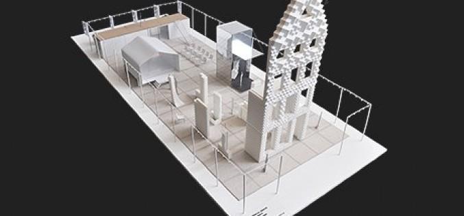 3D принтер печатает дома