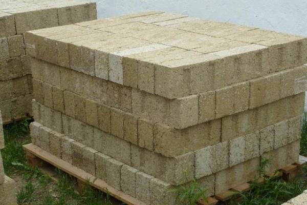 Костробетон - строительный материал нового поколения