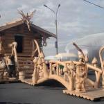 Области применения древесины: от масштабного строительства до домашнего изготовления мебели и поделок