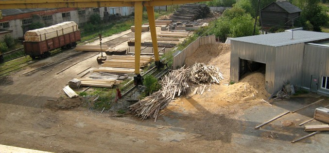 как перерабатывают древесину и ее отходы