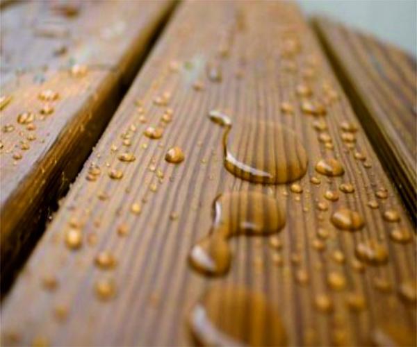 как выглядит импрегнированная древесина
