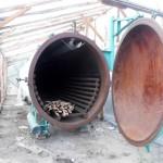 вакуумная сушка древесины пример 2