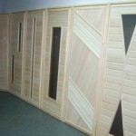 Образцы дверей из осины