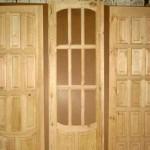 Образцы межкомнатных дверей из осины