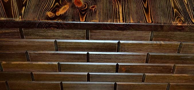 что представляет собой брашированная древесина