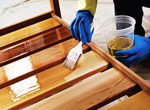 что такое вощенние древесины