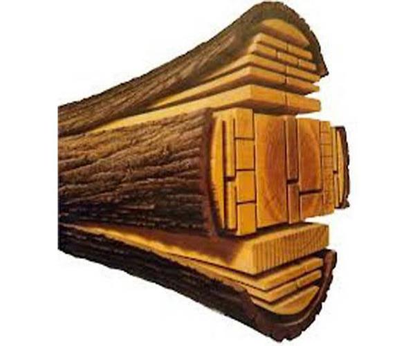 как можно распилить древесину