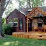 Использование древесины лиственницы в строительстве и производстве других изделий