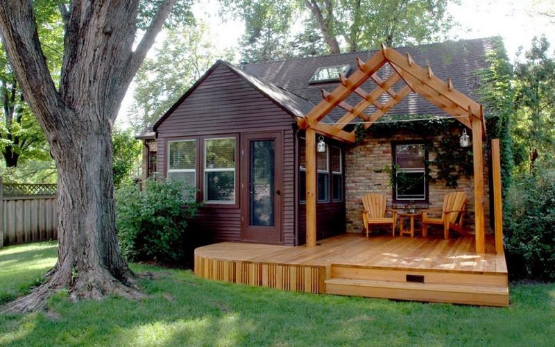 как можно использовать древесины лиственницы