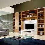 Применение ДСП для изготовления мебели и элементов внутренней отделки